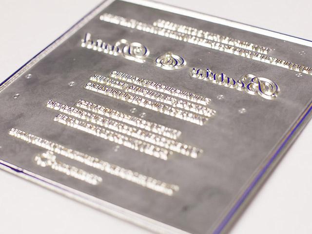 Buchdruck / Letterpress