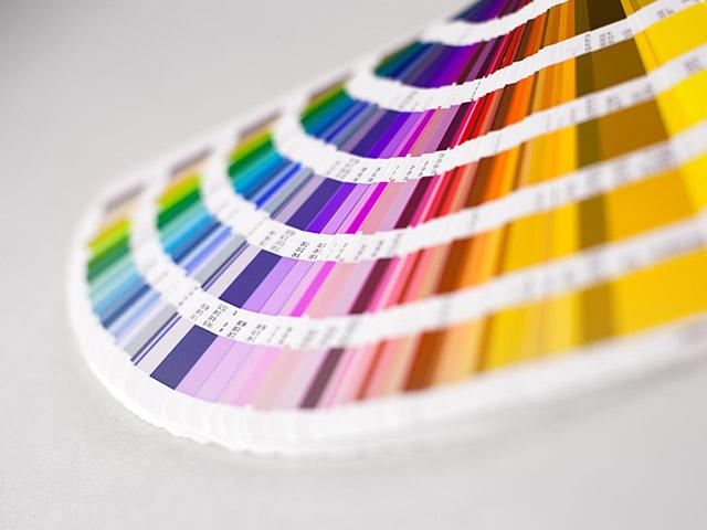 Offset-Sonderfarbendruck