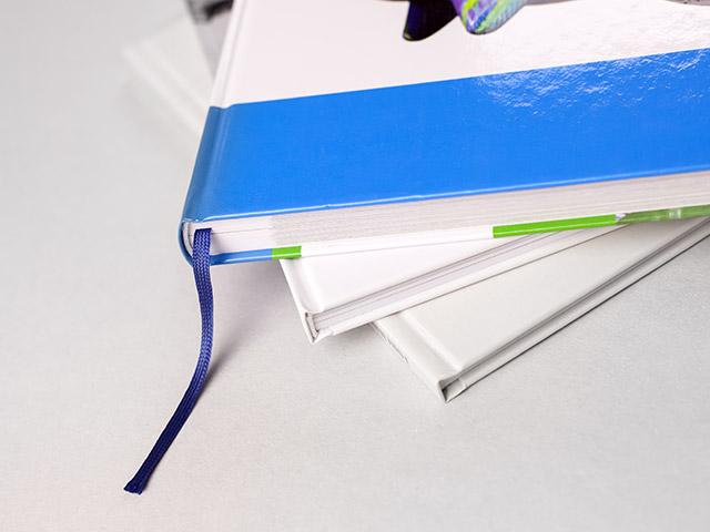 Hardcover-Bindung